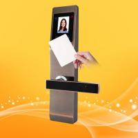 China Free Software Intelligent RFID Card Door Lock Contactless Verification To Open wholesale