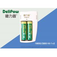 China Small OEM Original 2800mah Battery Charger 18650 Recharging Lithium Battery on sale