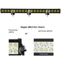 China Long Cree Cree LED Light Bars 260W 43.5 Inch Flood Beam Light Bar on sale