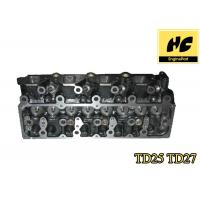 China High Performance Cylinder Heads , TD25 Nissan Diesel Engine Parts 11039-44G01 wholesale