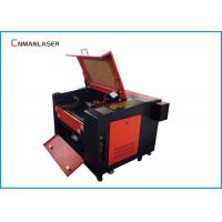 Buy cheap 60*40cm USB Port 60w 80w Nonmetal 6040 CO2 Laser Cutting Machine With Warranty 2 Years from wholesalers
