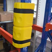 Buy cheap Heavy Duty Warehouse Column Protectors , Structural Pallet Rack Column from wholesalers
