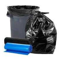 China 33 Gallon Dustbin Garbage Bag Stand Up Pouch Flat Opening Different Size wholesale