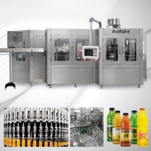 China Juice filling machine for fruit juice filling line on sale