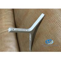 China No Scratch Industrial Aluminum Profile With Milling And Cutting wholesale