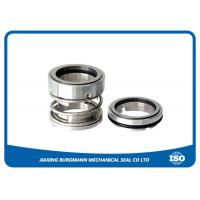 China Stationary Design Metal Rotary Shaft Seal , Single Spring Water Pump Mechanical Seal wholesale