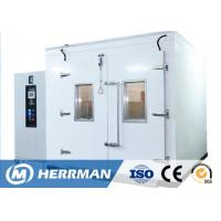 China Programmable Alternating Cable Testing Machine High And Low Temperature Test Chamber wholesale