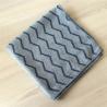 China 40x40cm Microfiber Weave Style Jacquard Pearl Cloth Auto Detailing Towel wholesale