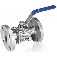China 2 Way Ball Valve with a Stainless Steel Ball Inside wholesale