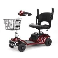 China Elders 4 Wheel Electric Scooter / Electric Motorized Wheelchair For Disabled wholesale
