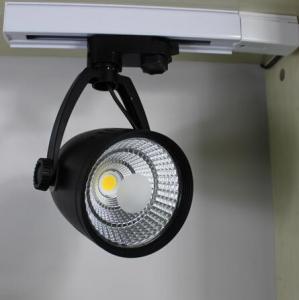 China Cree LED COB Track Light 20W 6063aluminum CE RoHs wholesale