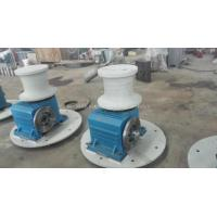 China Hydraulic Vertical Warping Winch Capstan wholesale