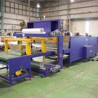China automatic packing film packaging tunnel wrap shrink wrapping machine wholesale