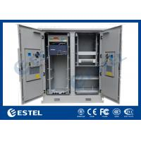 China Two Compartments Base Station Cabinet wholesale