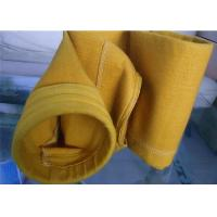 China High Efficiency P84 Filter Bags With PTFE Membrane Low Back Washing Pressure wholesale