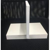 China Off White Color Closed Cell PVC Foam Board As Building Material Moisture Resistance wholesale