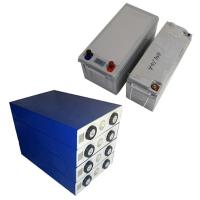 Buy cheap 3.2V 200Ah Aluminum Shell Lithium Ion Forklift Battery Long Cycle Life from wholesalers
