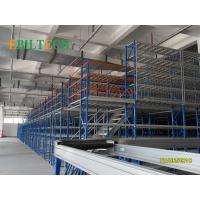 China Warehouse  Mezzanine Racking System  Multi Layers Medium Duty SGS Approved wholesale