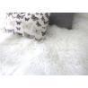 China Tibetan Sheepskin Throw Blanket , Mongolian Fur Throw Blanket For Winter Coat wholesale