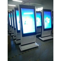 China AC110V 350nits Interactive Touch Digital Signage For Cinemas Malls wholesale