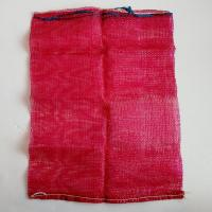 China Flexible Red Heavy Duty Mesh Bag , 100% Virgin PP Mesh Packing Bags wholesale