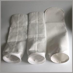 China Hot Melt Nylon Polypropylene Filter Bag 5 Micron For Liquid Oil Filtration wholesale
