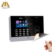 China M200 Time Recorder System Smart Rfid Card Proximity Card Reader Biometric Time Attendance Machine wholesale