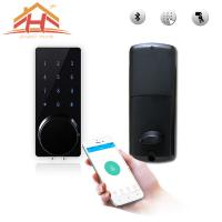 China Mobile Phone Control Full Smart Home System Password Based Door Lock System wholesale