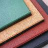 China Outdoor playground SBR NBR rubber tiles dog bone rubber mat wholesale