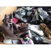 China Mixed Men And Women Used Shoes For Africa In Bale , Large Size Used Shoes Wholesale wholesale