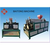 China Automatic Plastic Hdpe Blow Molding Machine For 2.5l  Max Apacity Pp Pe Bottles on sale