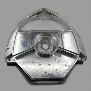 Buy cheap Large Component Aluminium Milling Service , CNC Precision Aluminum Parts from wholesalers