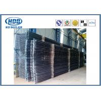 China Energy Saving Steel Boiler Economizer Heat Exchange Tubes Boiler Spare Parts Heavy Duty wholesale