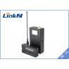 China Long range NLOS 1W Mini handheld Wireless Video Transmitter COFDM transmitter for military law enforcement wholesale