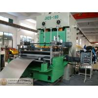China 220V Anti Noise Wall Cold Roll Forming Machine Heat Steel Plate 6m Length 3-8m/min wholesale