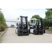Buy cheap Manual Hydraulic Sit On LPG Forklift Truck 2.5 Tonne Mechnical Transmission from wholesalers