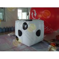 China 2m Inflatable Helium Balloon , 0.18mm PVC Big Advertising Balloons wholesale