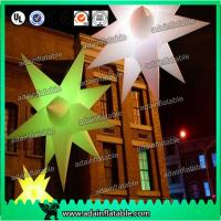 China 1.5m Color customized Event Hanging Decoration Inflatable Star wholesale