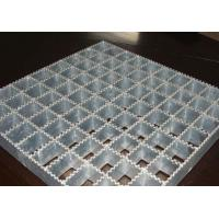 China Powerful Open Steel Floor Grating , Anti Corrosion Welded Steel Bar Grating wholesale