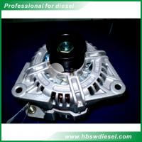 China Dongfeng Auto Diesel Engine Alternator C4935821 Cummins ISBE Support on sale