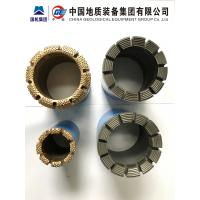 China Impregnated Diamond Bit, IMP Bit for Geological Drilling/ Wireline Core Drilling DCDMA  BC NC NC3 HC HC3 PC3 wholesale
