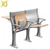 China School Lecture Hall Luxurious Conference Room Chairs With Folded Desk wholesale
