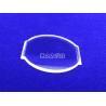 China 85% - 99% Transmissivity Synthetic Sapphire Glass H9/HV1800-2200 Hardness wholesale