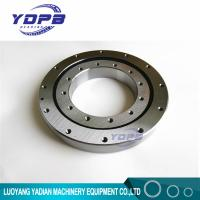 China VU140179  turntable bearing 124.5x234x35mm Slewing Ring Bearing Four point contact ball bearing Internal gear teeth wholesale