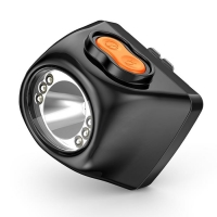 China 1W LED 3.7V Mining Cap Lights Explosion Proof IP65 50Hz With Digital Screen wholesale
