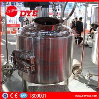 China Popular Micro Home Brewing Equipment Beer Mash Manual Semi - Automatic Full - Auto wholesale