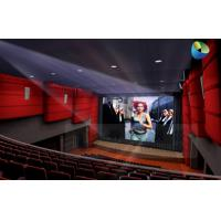 China Kino BlueRay 3D Movie Systems Yamaha Speaker Comfortable Seats With Ace Curve Screen wholesale