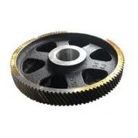 China Big Forging Bevel Gear For Heavy Machinery Forging & Casting Big Ring Wheel for Speed Reduction with cheap price on sale