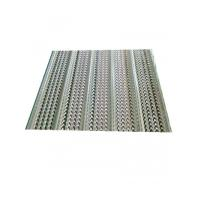 China Galvanized High Ribbed Formwork 14-20mm Height High Rib Mesh Building Material wholesale