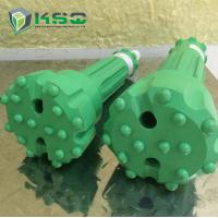 China Spherical Ballistic Inserts DTH Drill Bits Rock Drilling Bits For M40 Shank wholesale